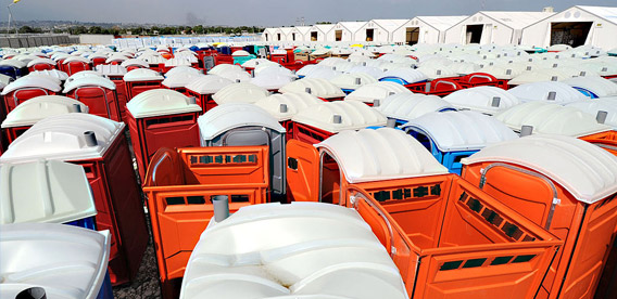 Champion Portable Toilets in La Mesa, CA